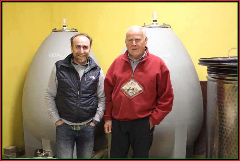Favaro Erbaluce Camillo e Papa Benito - credit weimax wines
