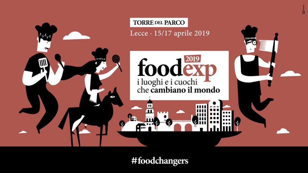 FoodExp - i cuochi e i luoghi che cambiano il mondo
