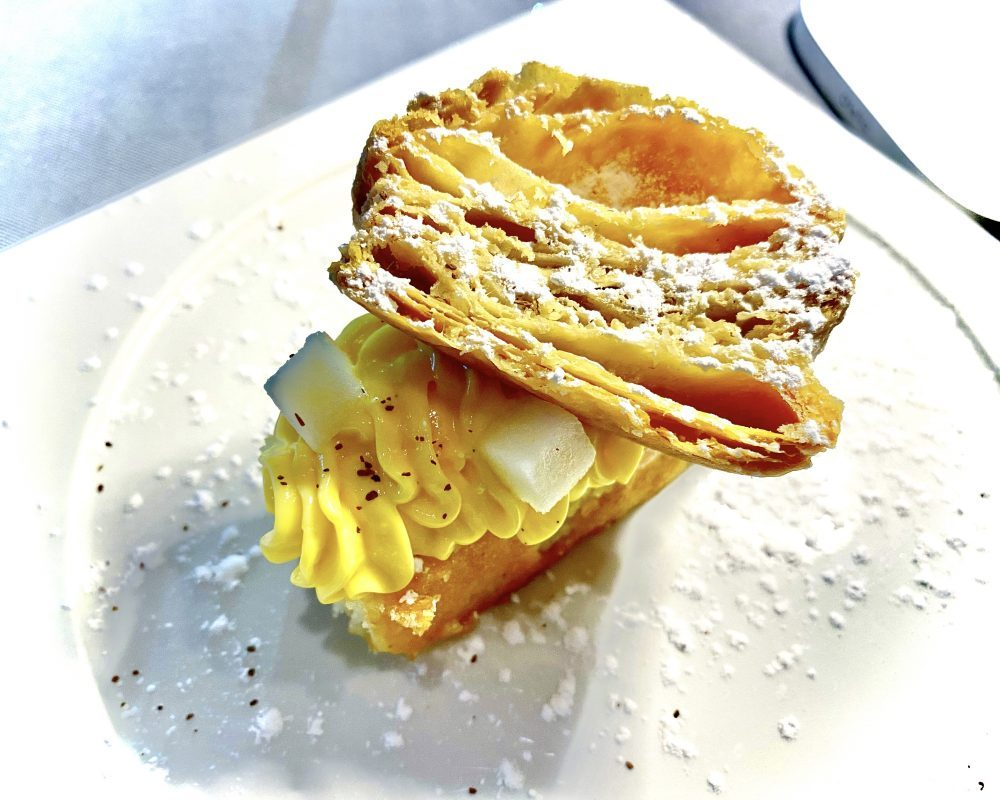 Veritas, La zuppetta dolce napoletana