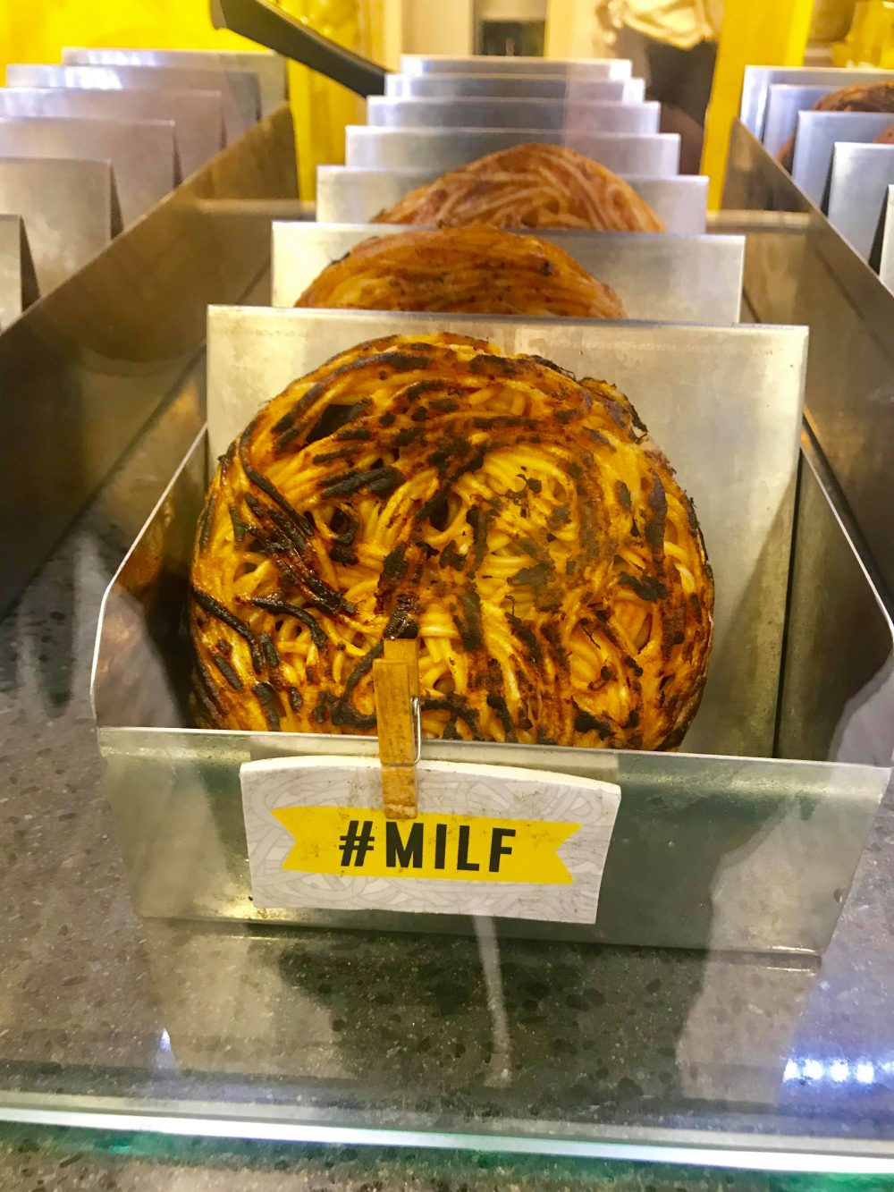 Frittate di pasta - Milf