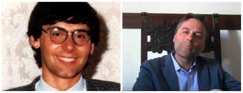 Giancarlo Siani e Alessandro Condurro
