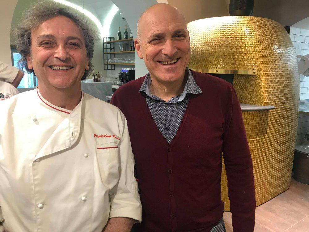 Guglielmo Vuolo e Stefano Caiazzo