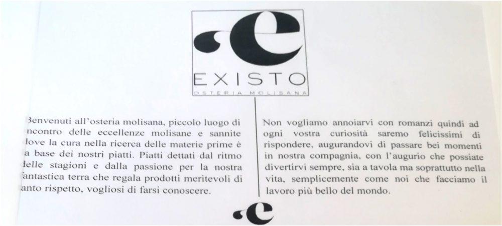 La Filosofia dell'Existo