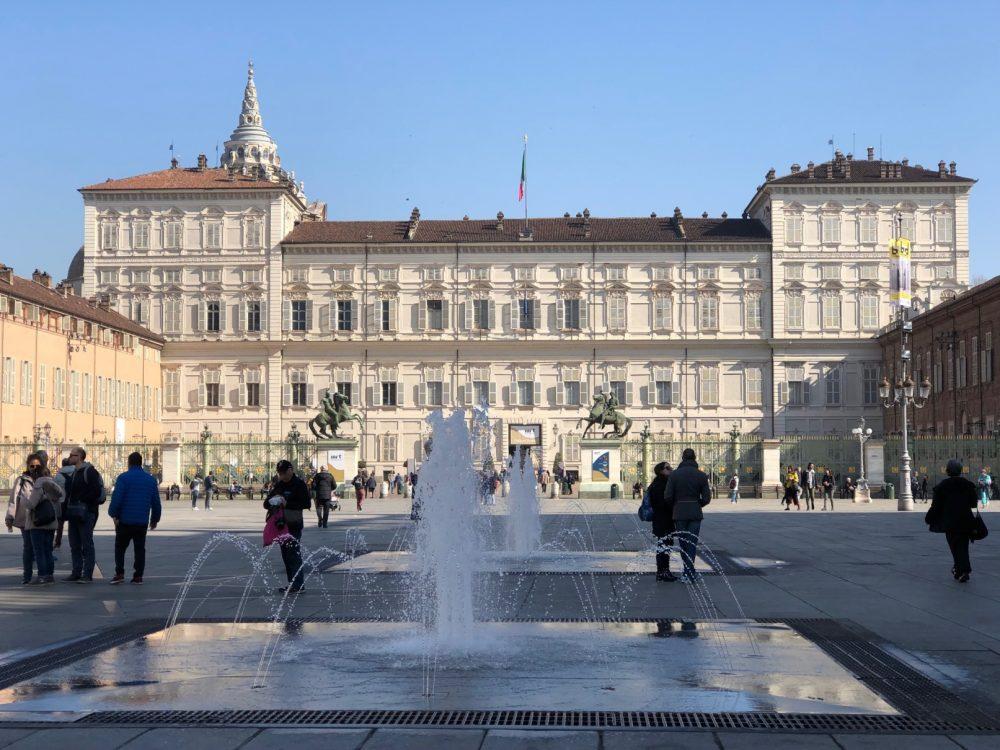 Piazza Castello, Torino