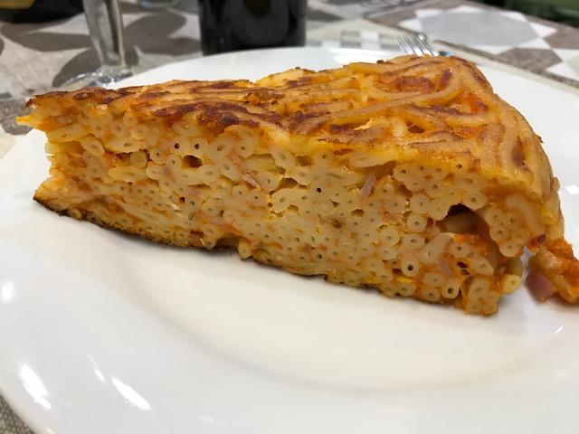 Pizzeria Cafasso dal 1953 - Frittata di pasta