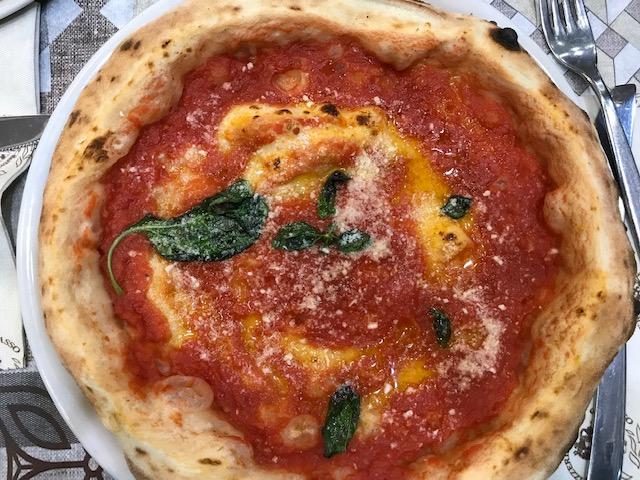 Pizzeria Cafasso dal 1953 - Pizza Cosacca