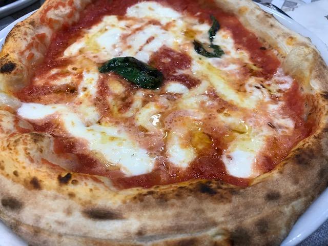 Pizzeria Cafasso dal 1953 - Pizza Margherita