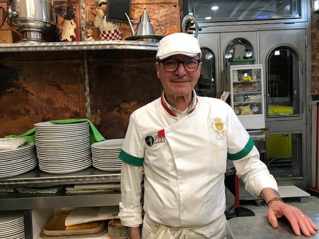 Pizzeria Cafasso dal 1953 - Ugo Cafasso