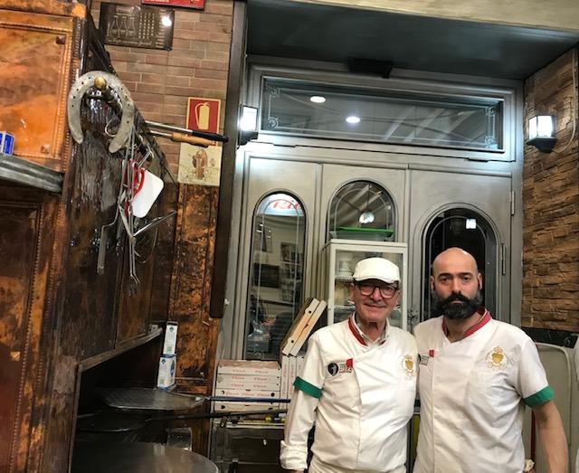 Pizzeria Cafasso dal 1953 - Ugo e Stefano Cafasso