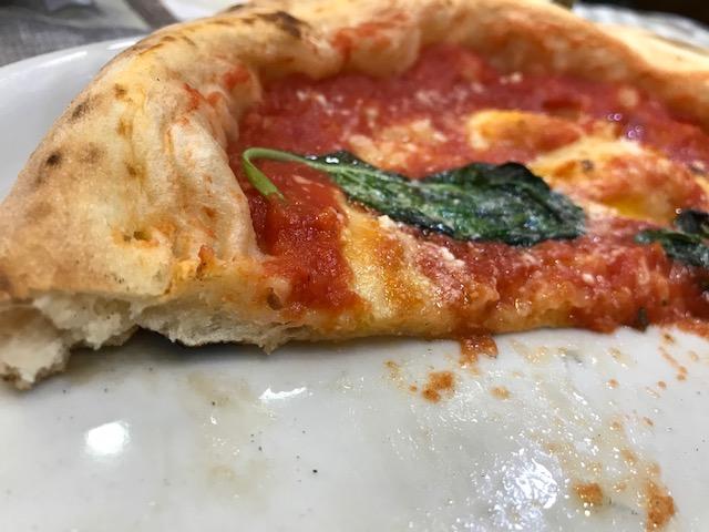 Pizzeria Cafasso dal 1953 - sezione della pizza