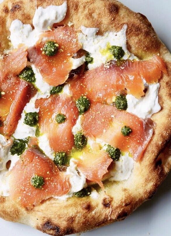 Pizzeria Da Lioniello - Montantara fritta e al forno