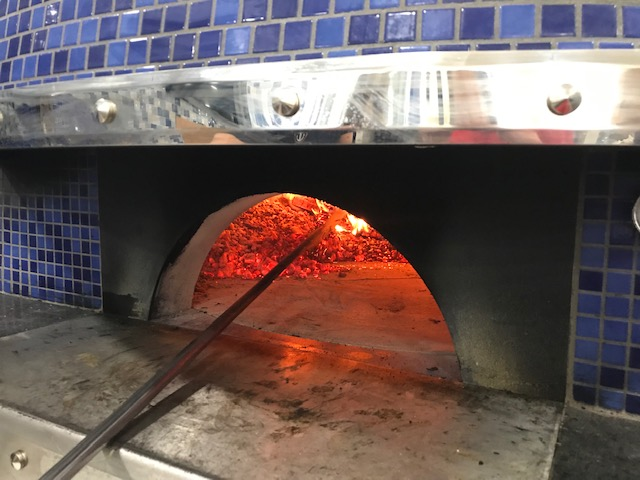 Pizzeria Da Salvatore - forno