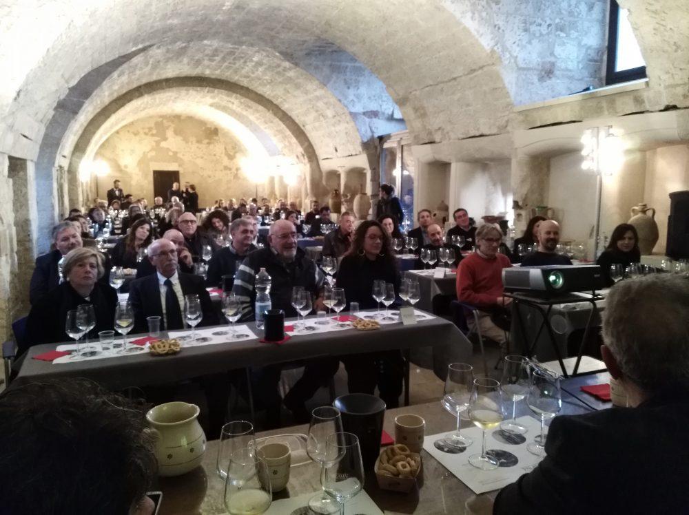 Presentazione nuovi vini di Palama' degustazione