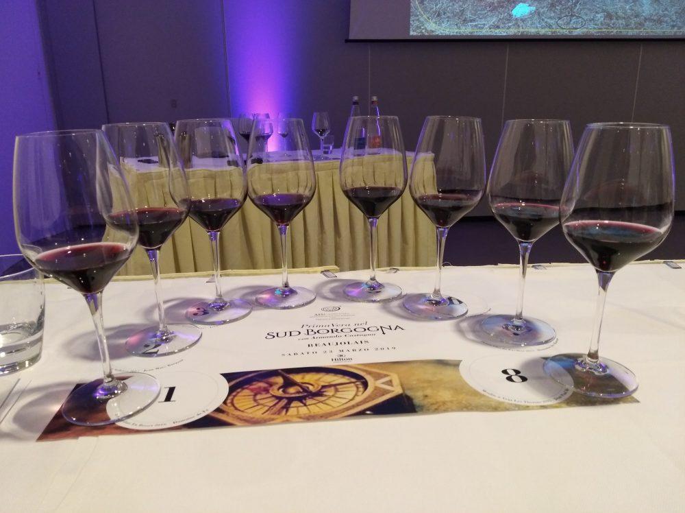 PrimaVera nel Sud Borgogna - Degustazione del Beaujolais