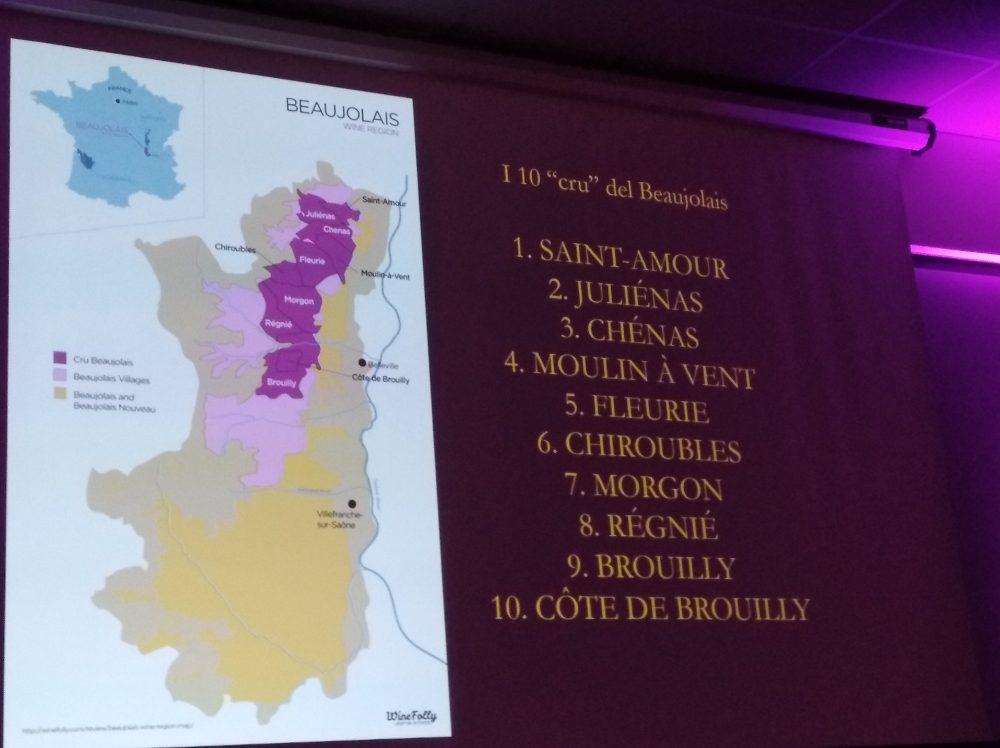 PrimaVera nel Sud Borgogna I dieci crus del Beaujolais