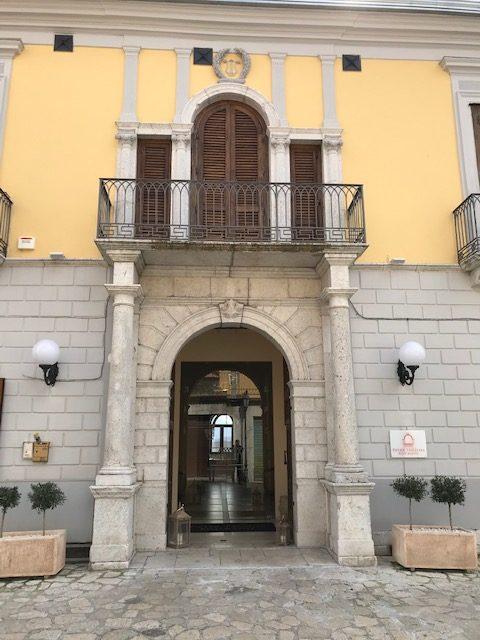 Ristorante Pater Familias - Palazzo del XIX secolo