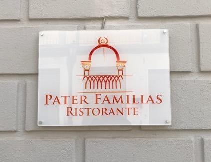 Ristorante Pater Familias