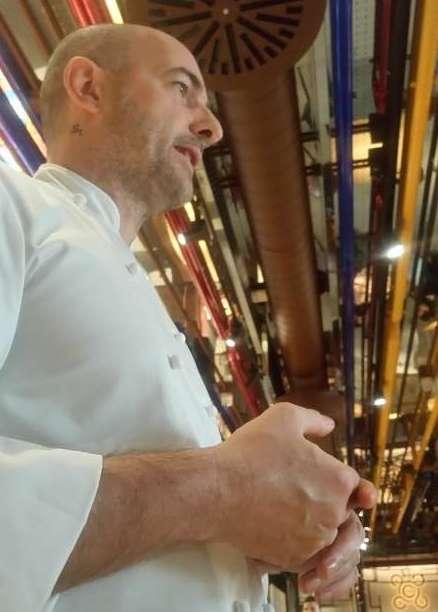 Condividere Torino nuvola Lavazza chef Federico Zanasi