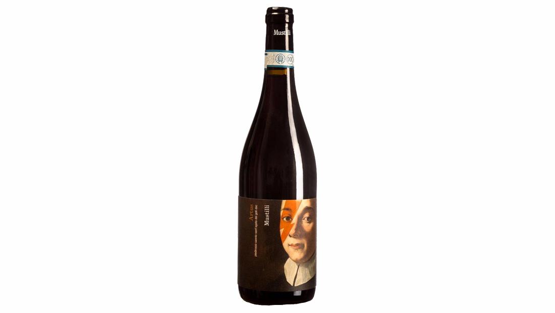 Cantine Mustilli - bottiglia artus