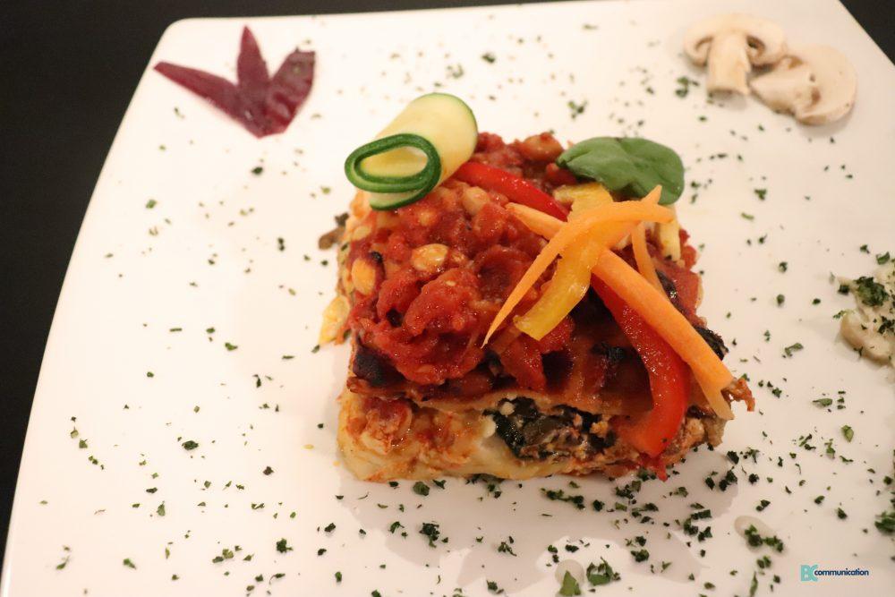 lasagna vegana Sustable - lasagna rossa