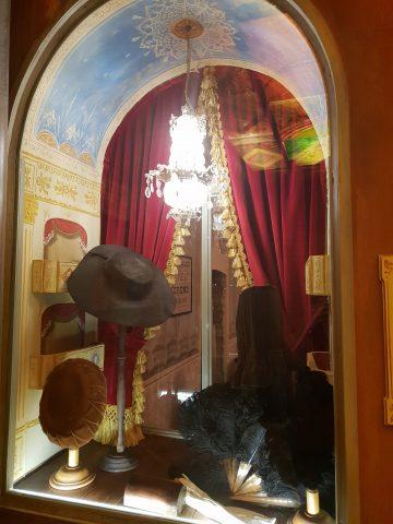 La Sangiovesa- i cappelli anni '30 dell'attrice Teresa Franchini