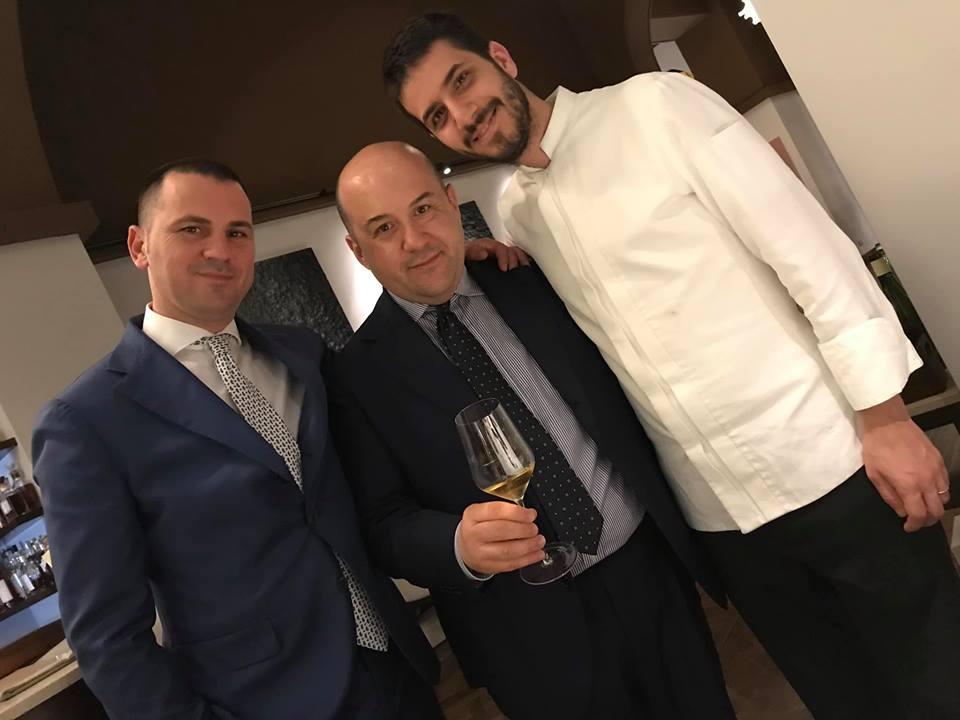 Achille Sardiello, Alessandro Pipero & Ciro Scamardella
