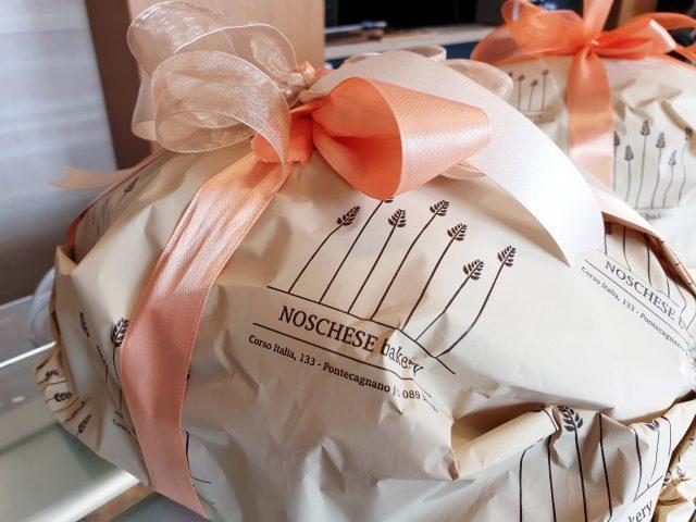 La colomba di Noschese Bakery