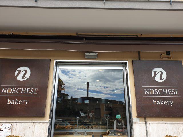 Ingresso di Noschese Bakery