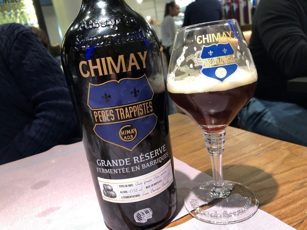La Chimay Barrique