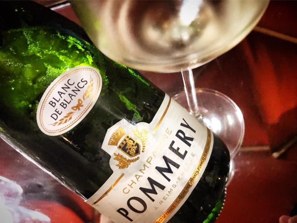 Champagne Pommery Blanc de Blancs