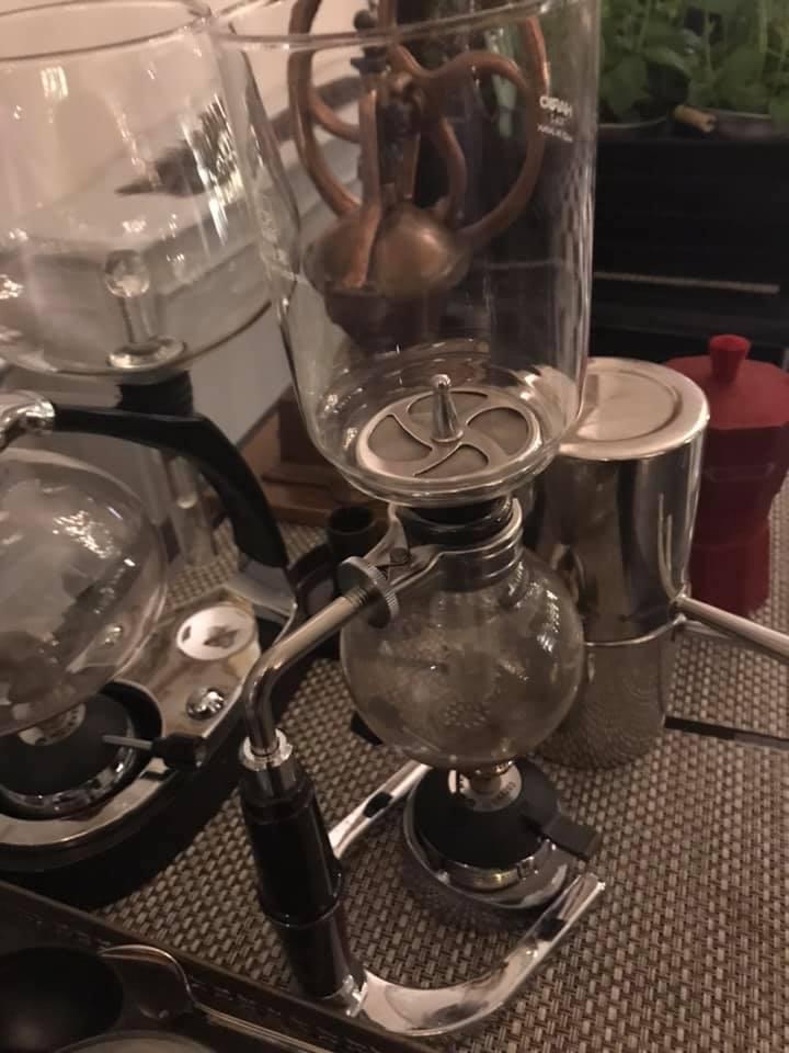 La macchinetta per il caffe'
