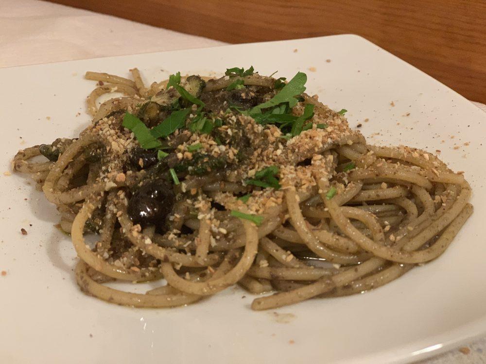 Da Isidoro - Spaghetti alla palinurese
