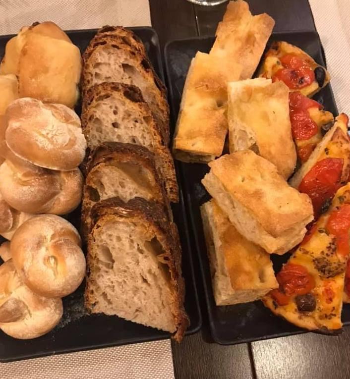 Le Bollicine di Sara - Il pane e la pizza barese