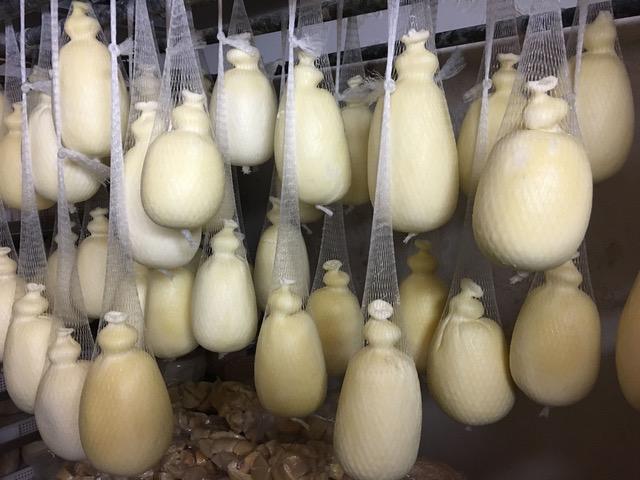 Al Gelso Bianco - Caciocavallo