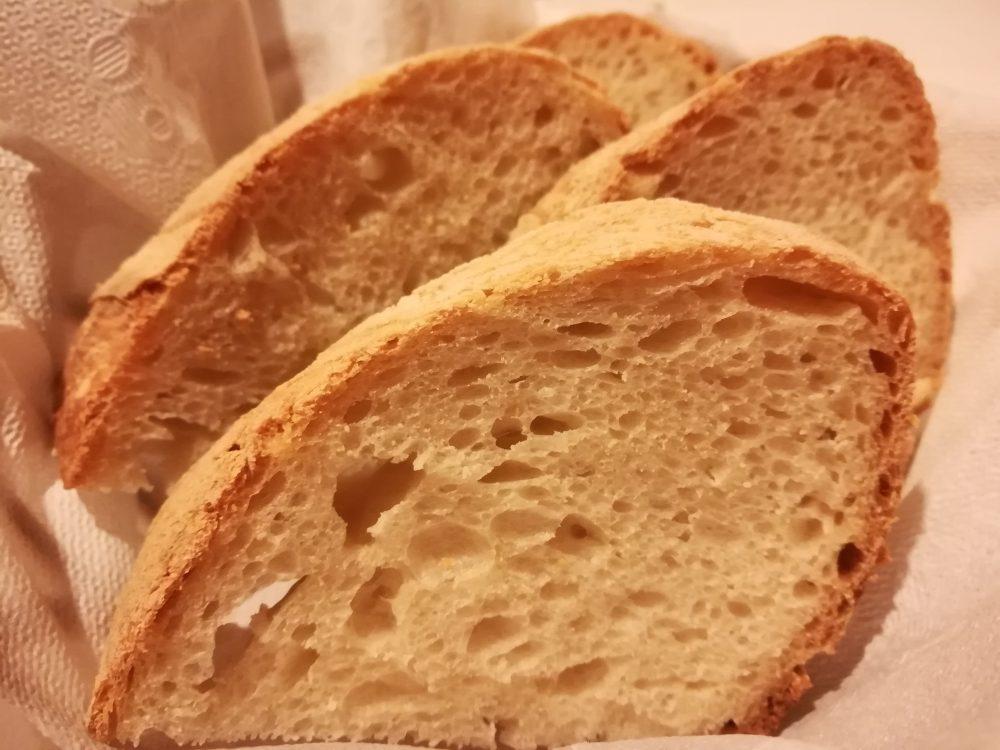 Alle Falde del Taburno - Il pane