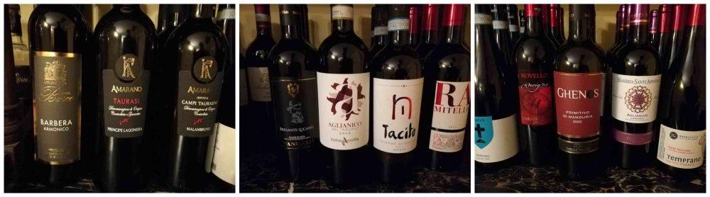 Alle Falde del Taburno - i vini