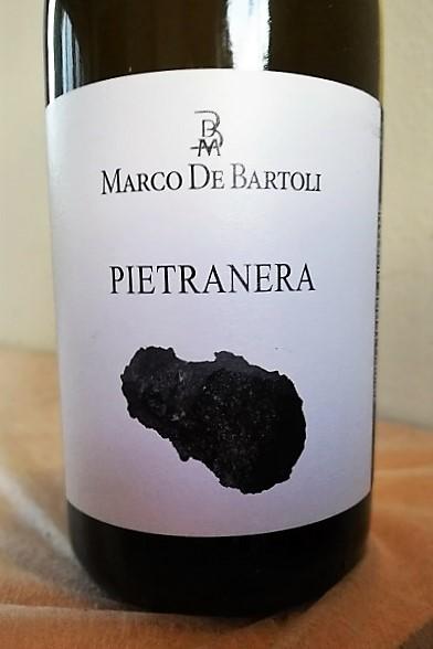 Marco de Bartoli – Igt Terre Siciliane Zibibbo Pietranera 2016