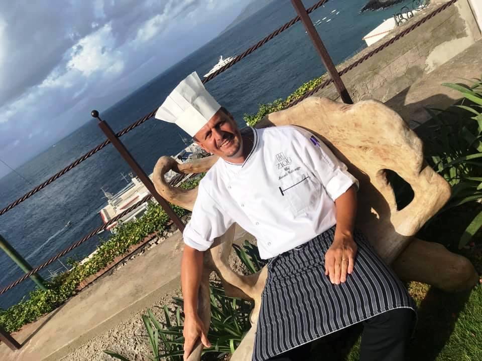 Lo Chef Manuele Cattaruzza
