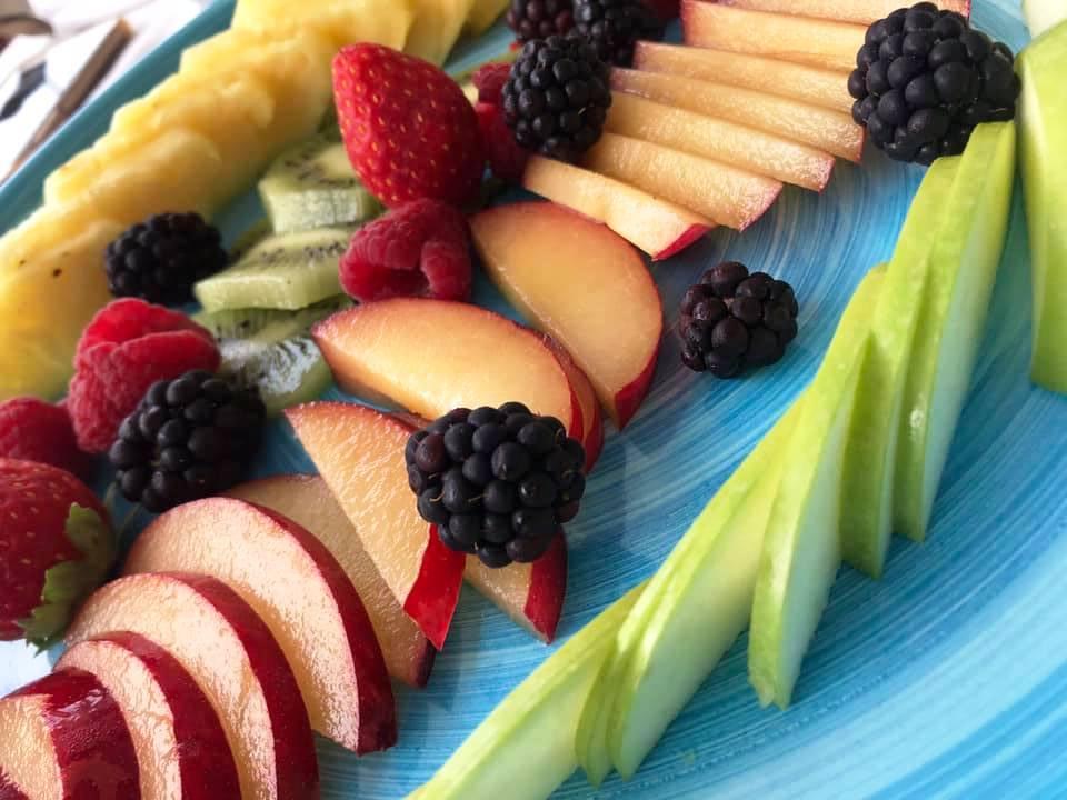 Mamma', Tagliata di Frutta