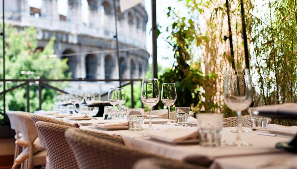 Hotel Colosseo, Royal Art Cafe'