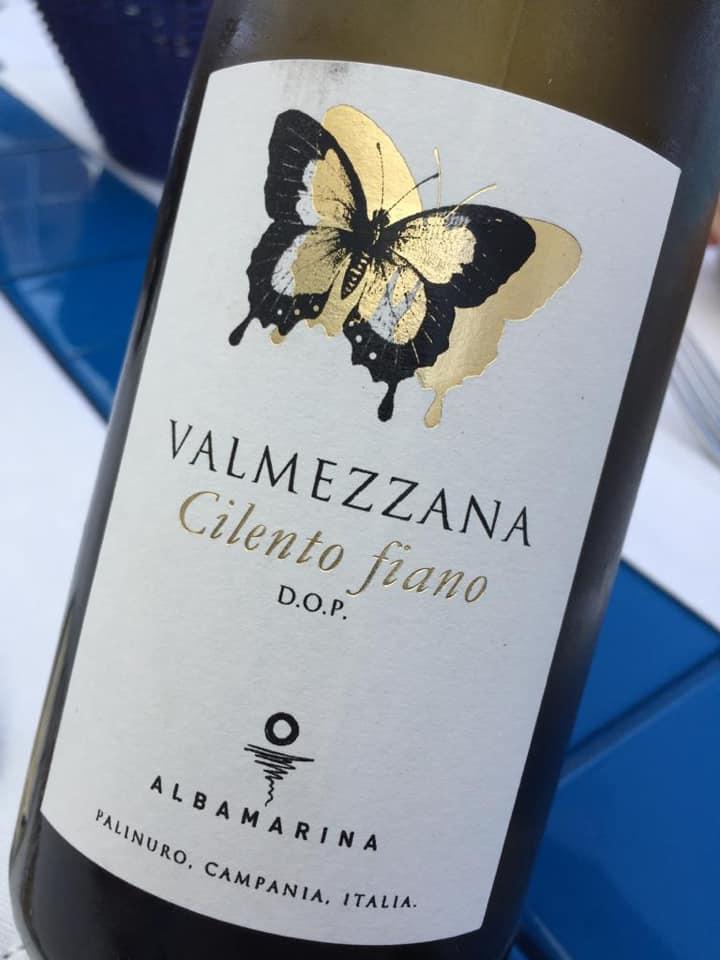 Valmezzana 2018 Fiano Albamarina