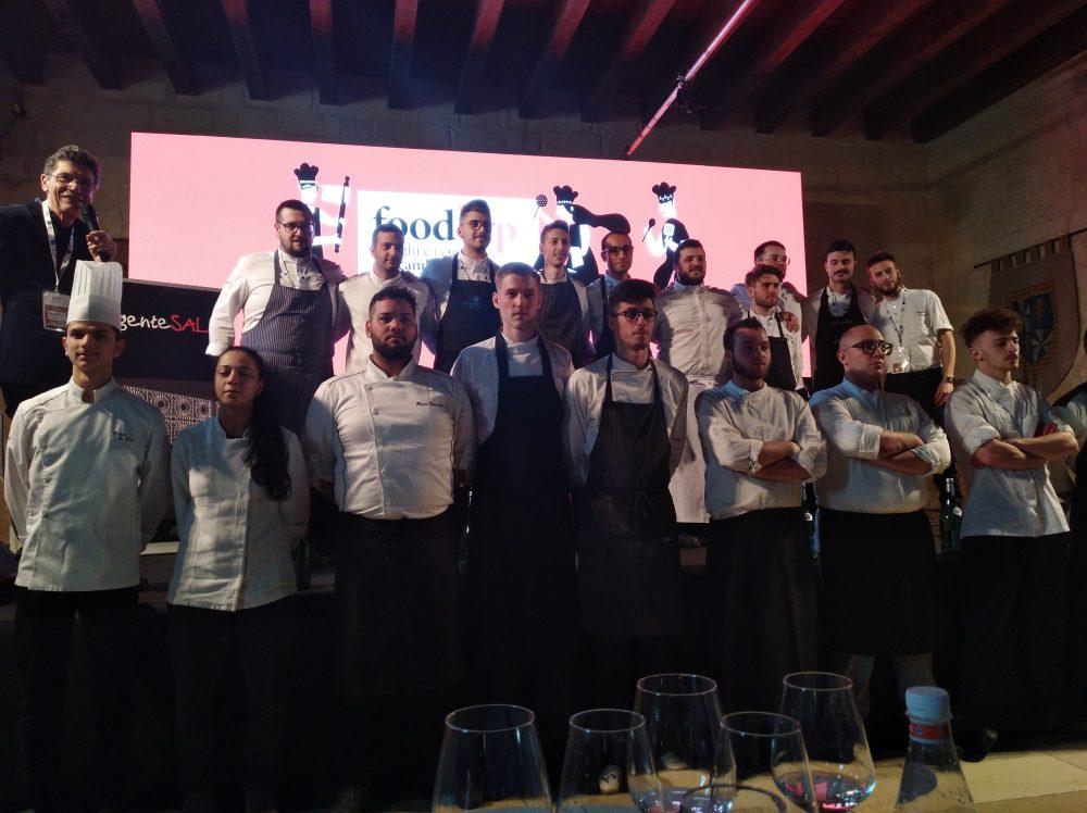 FoodExp 2019 Gli chef partecipanti ed i loro assistenti