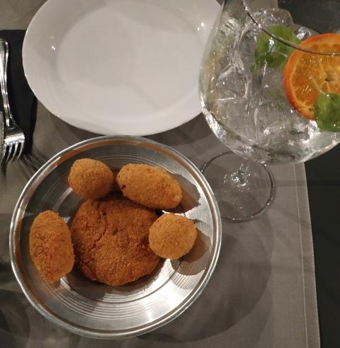 Gennaro Battiloro - il fritto misto napoletano