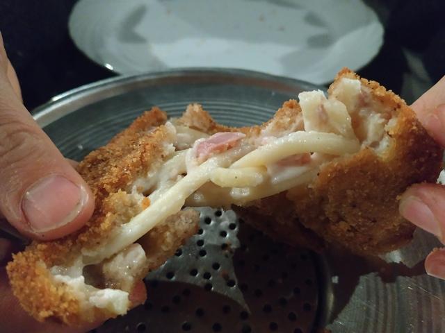 Gennaro Battiloro - la frittatina di pasta