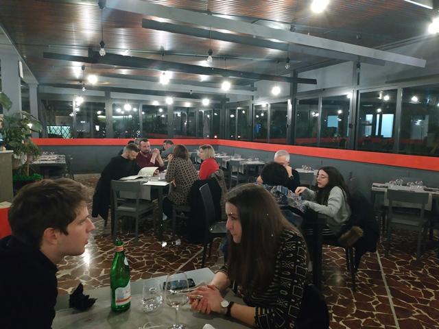 Gennaro Battiloro - una sala del locale