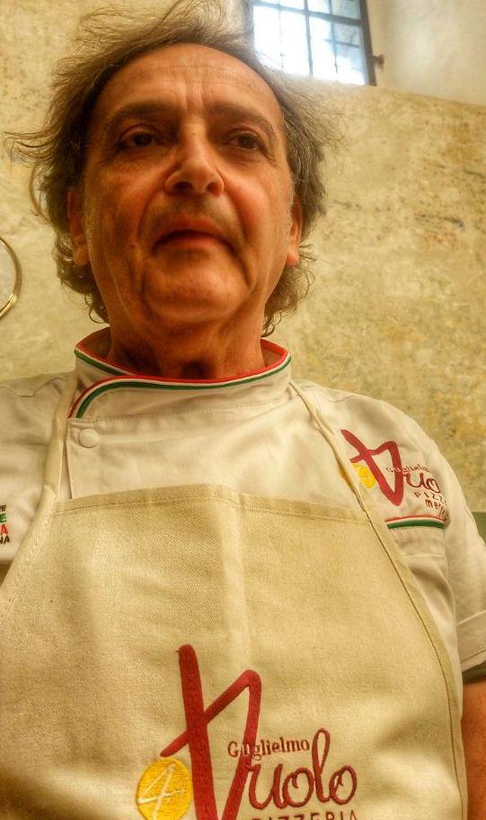Guglielmo Vuolo - Firenze caffe' italiano