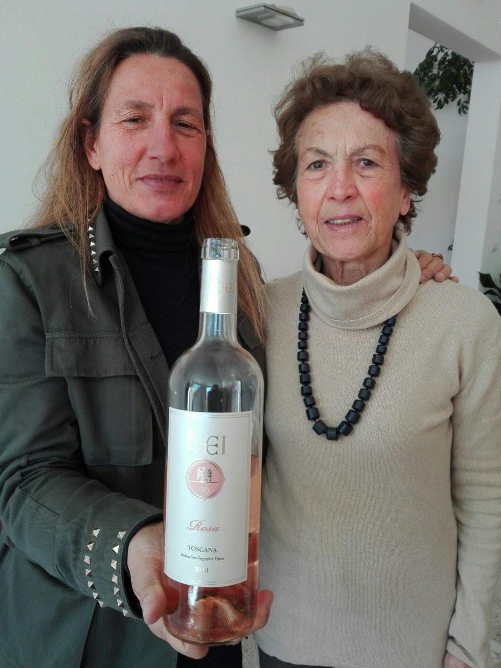 Rosa 2018 Igt Toscana Rosato Cantine Dei