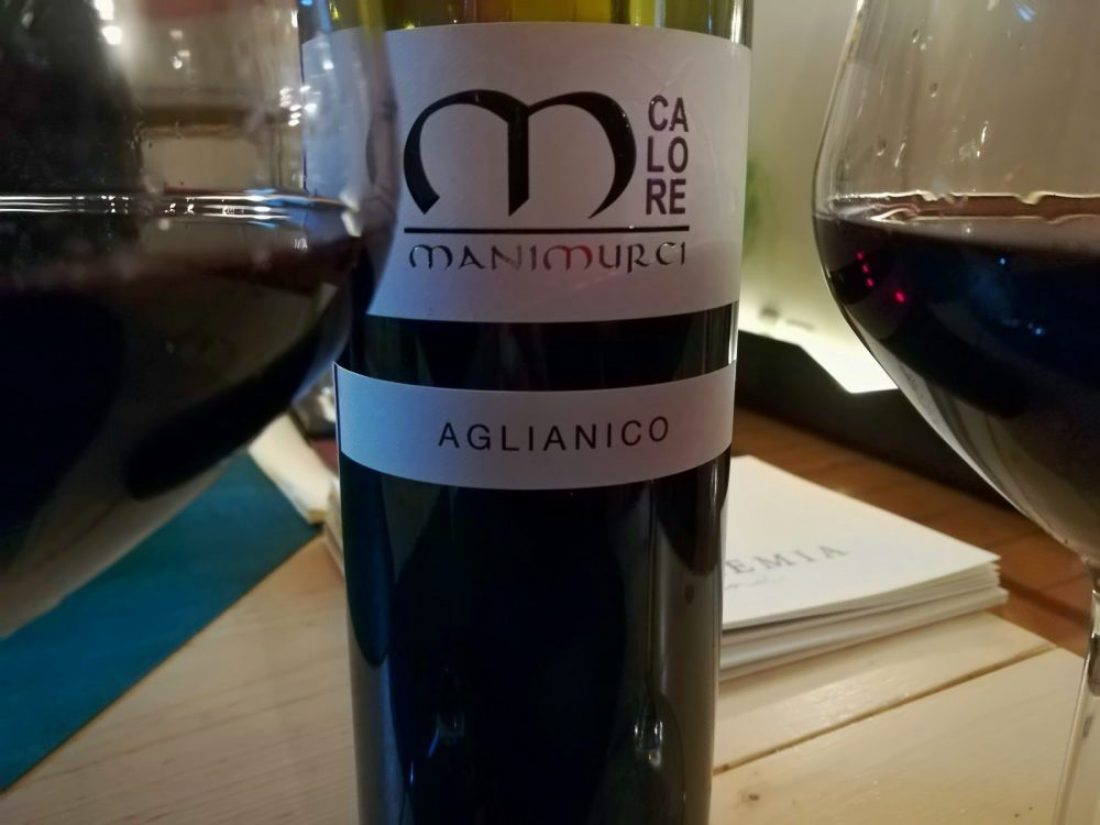 Madremia - Il vino