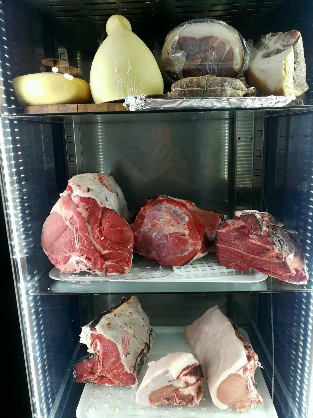 La Terrazza - Le Carni