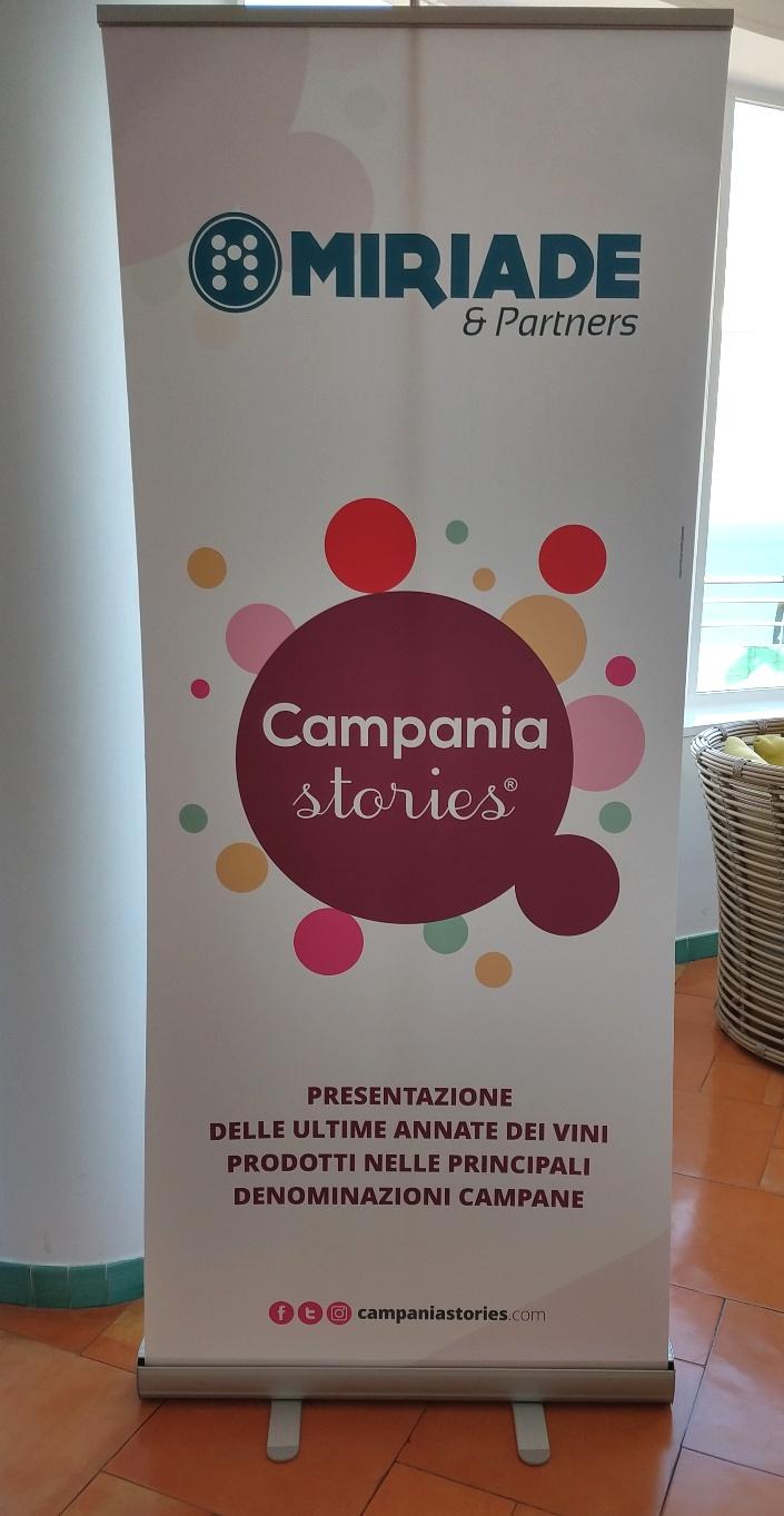 Logo Campania Stories